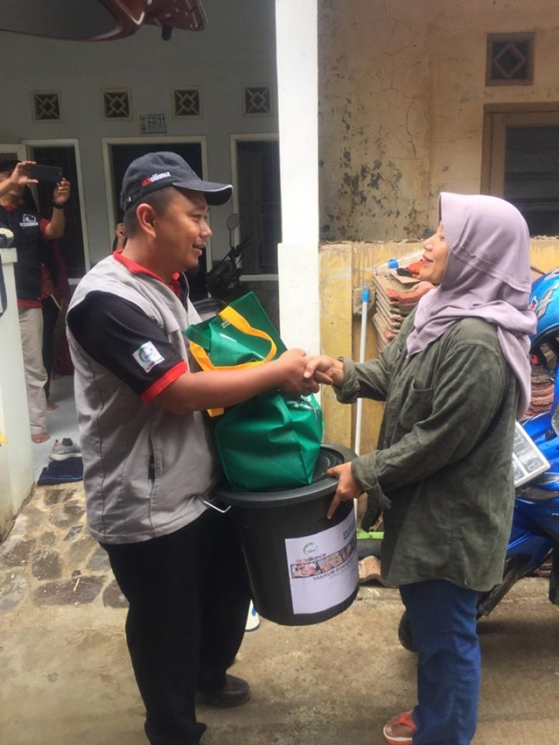 Situation Report #1 Humanitarian Assistance for the people affected by floods in Jabodetabek