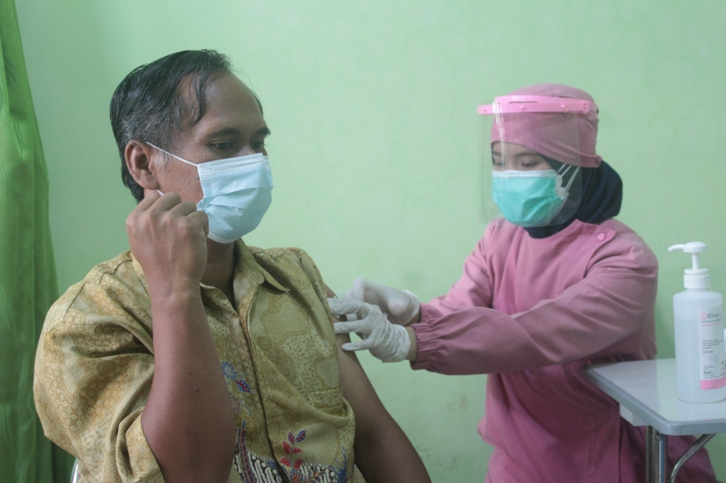 Vaccination of Persons with Disabilities, Their Caregivers and the Elderly: Synergy Together for Equal Health