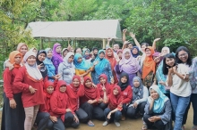 Women Resilience Practices : Lessons Learned from Learning Exchange among the women groups of Gunungkidul, Kulon Progo, and Temanggung