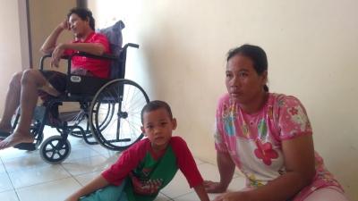 The Survivors of Sunda Strait Tsunami